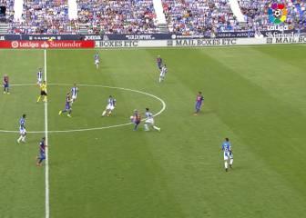 Messi sería el rey del fútbol playa: vean el pase que dio