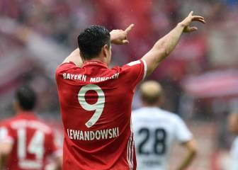 Un golazo de 24 quilates: ¡Qué vaselina de Lewandowski!