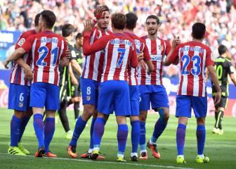 Griezmann baila al Sporting y ya amenaza al Barcelona