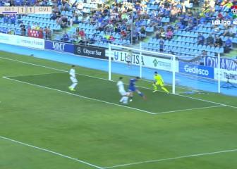 Jorge Molina es muy bueno: gol de espuela de genio