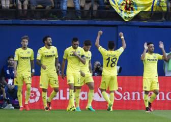 El Villarreal se lleva los 3 puntos con un gran Sansone