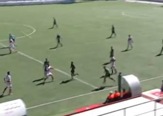 ¡Alucinante! Al gol de Nayim le sale un imitador del Todelo