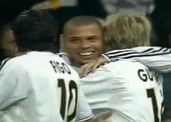 Ronaldo era único: ¿Recuerdas su golazo al Villarreal?
