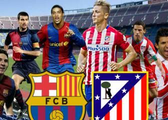 Barcelona-Atleti: 10 increíbles golazos de un duelo de leyenda