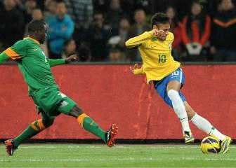 Neymar provoca el buen fútbol: sus mejores regates