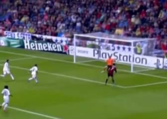 Pato ya asaltó el Bernabéu con el Milán: doblete de pelotero