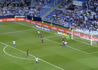 Sandro rozó la perfección en su gol: ¡qué control y qué disparo!