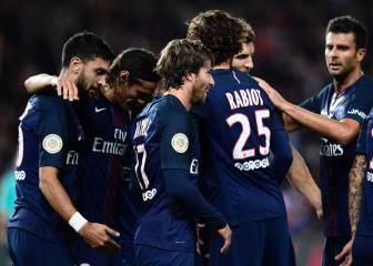 El PSG gana fácil al Dijon con Jesé suplente