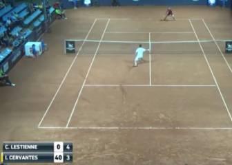 El mayor engaño en una pista de tenis: un amago memorable