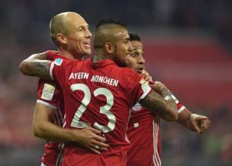 Ancelotti y el Bayern ya otean la Bundesliga desde la cima