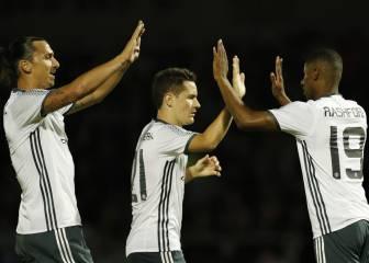 Mourinho sigue adelante en la EFL Cup gracias a Ander
