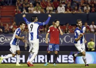 Los delanteros devuelven al Espanyol a la senda del triunfo