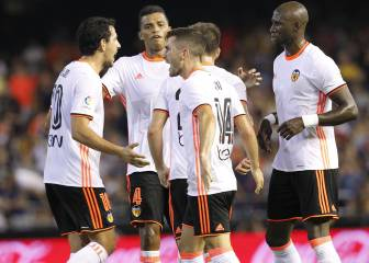 Resumen y goles del Valencia-Alavés de LaLiga Santander