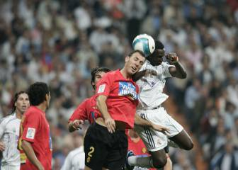 Aquel cabezazo de Diarra que le dio una Liga al Real Madrid
