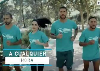 Correr junto a Sergio Ramos es posible por una buena causa