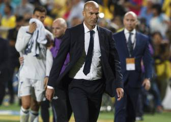 3 decisiones 'made in' Zizou desde que llegó al banquillo
