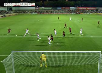 Reus y Rayo empatan con goles de Fuch y Amaya