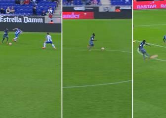 Sisto se sintió Ronaldo Nazario: ¡Qué golazo!