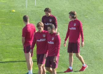 El Atleti prepara ya el choque ante el Bayern de Ancelotti