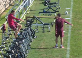 Charla Simeone-Godín: ¿Es esta la estrategia ante el Bayern?