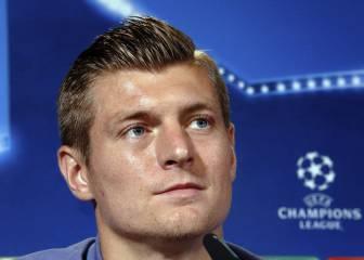 Kroos defiende a Cristiano: