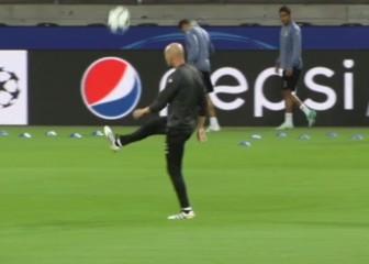 Zidane hace magia sin querer: el embrujo llega a Dortmund