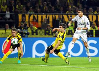La Champions es Cristiano: gol con signos de reivindicación