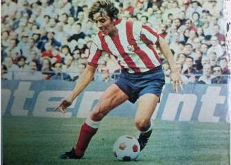 Historias del Vicente Calderón: insuperable debut de Leivinha