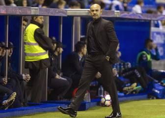 El Granada destituye a Paco Jémez como entrenador