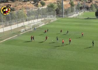 Debe jugar con la Selección: el golazo de Nabil Touaizi