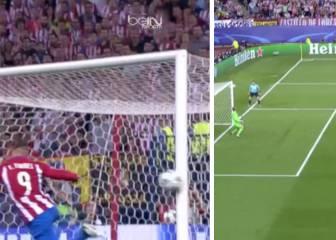 El penalti de Griezmann y el fallo de Torres: pudo ser mejor