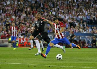 Yannick Ferreira Carrasco, señores: un gol delicioso