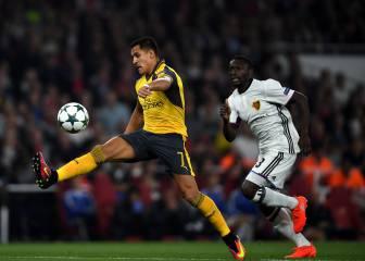 Este sí es el Alexis que engrasa al Arsenal: asistencias de élite