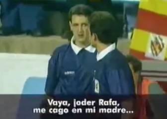 Hoy hace 20 años nació el popular 'Rafa, no me jodas'