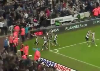 Remontada épica del Newcastle de Benítez: ¡4-3!