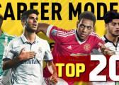 20 jugadores que debes fichar en el Modo Carrera de FIFA 17
