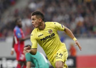 Empate del Villarreal en el regreso de Bakambu