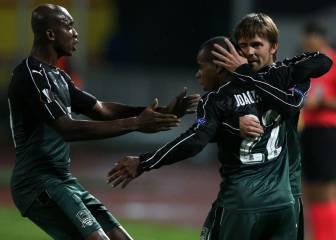 El Krasnodar golea a un Niza que no arranca en Europa