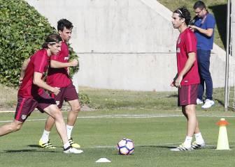 Godín es seria duda para el Valencia; Tiago tiene el alta