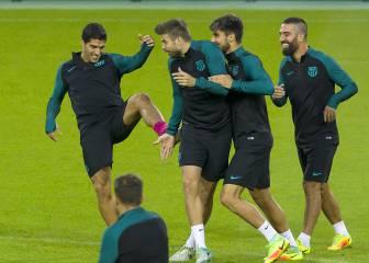 Messi y Umtiti, únicas bajas para enfrentarse al Celta