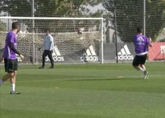 Sólo por este gol Morata ya merece ser titular ante el Eibar