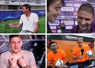 Los 5 momentos más hilarantes de Joaquín que se recuerdan