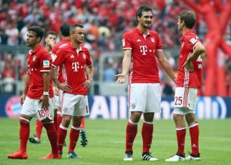 Segundo tropiezo seguido del Bayern de Ancelotti