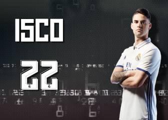 El bajón de los números de Isco desde que llegó al Madrid