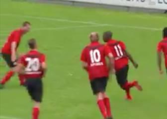 Deberían pedir al Ajax fichar al amateur del gol a lo Messi