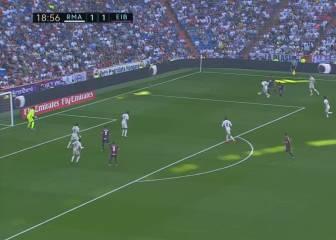 Pedro León hizo la jugada del partido: ¿qué opinará Mou?
