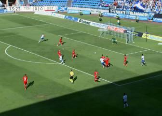 Empate sin goles en el estreno de Bordalás en el Getafe