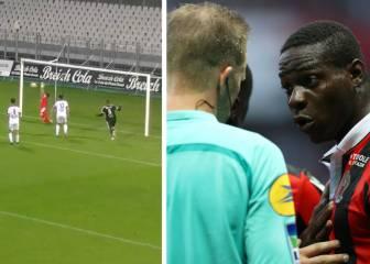 Un penalti delirante, Balotelli 'Bad Boy' y la moda del tacón