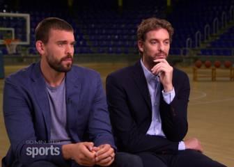 ¿Son los Gasol los mejores hermanos de la historia NBA?