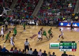 ¡El Chachosistema vuelve a la NBA! ¡Recital de pases en 1'!